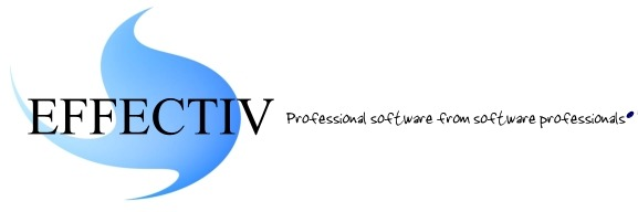 Effectiv Professional software from software professionals
